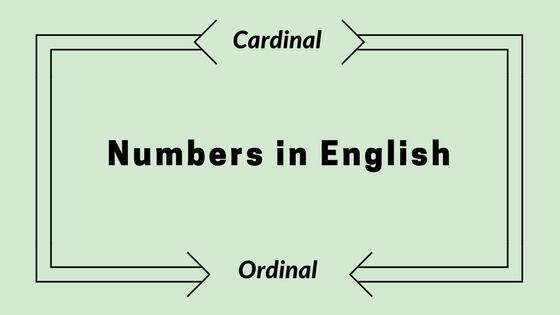 Cardinal and Ordinal Numbers YourEducationSource.com